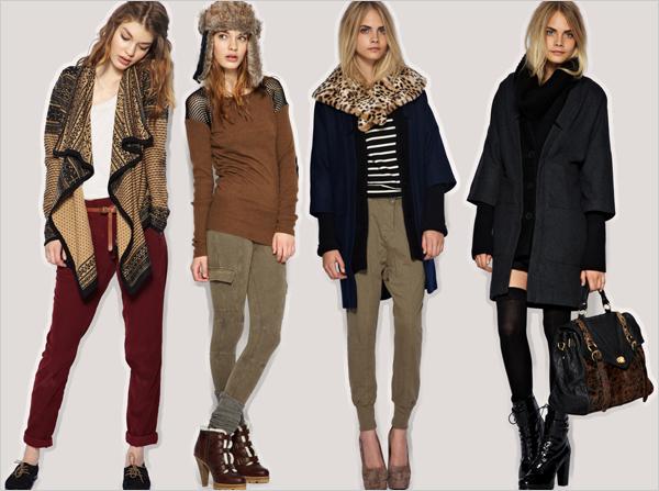fall 2010 fashion trends warm amp fashionable her fashion